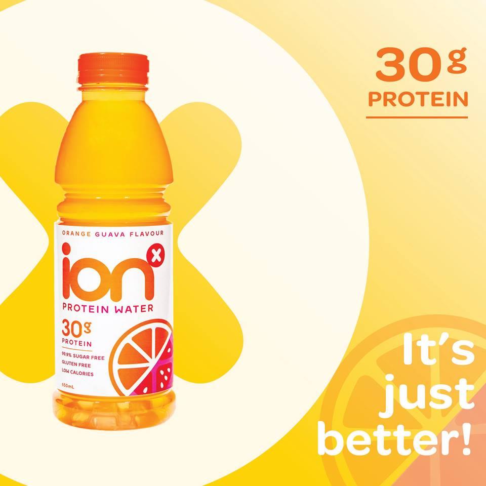 best protein water