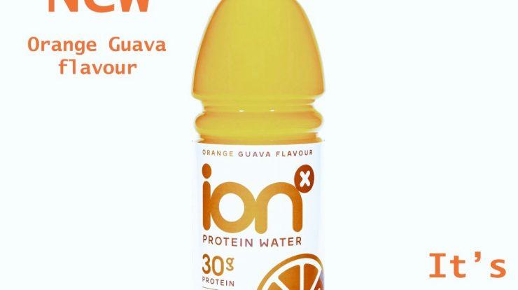 clear liquid protein